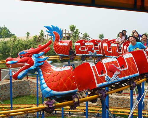 Аттракцион дракон купить в Казахстане