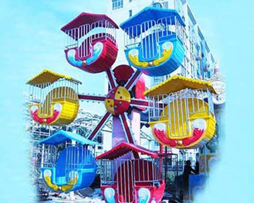 Купить аттракцион детское колесо обозрения в Казахстане