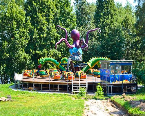 Купить осьминог аттракцион цена в Казахстане