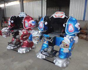 Купить различный аттракцион робот в компании Beston