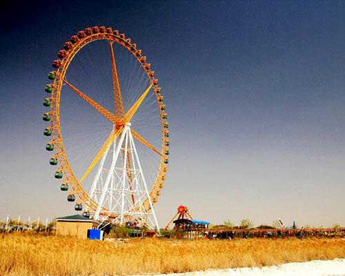 Аттракцпион большое колесо обозрения купить в Казахстане