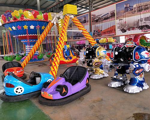 Купить аттракцион робот и развлекательные оборудования
