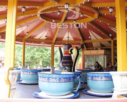 Аттракцион чашки Beston в Казахстане