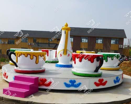 Аттракцион чашки из Китая