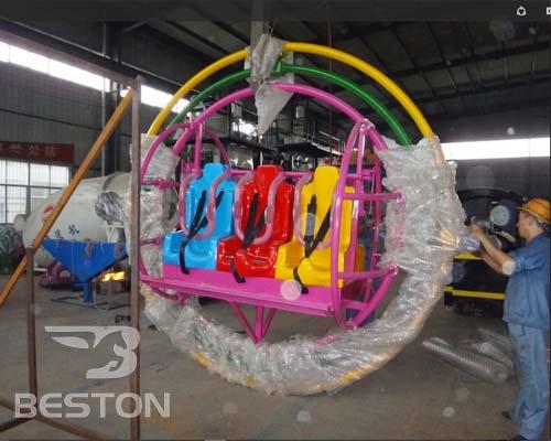 Аттракцион глобус из Китая