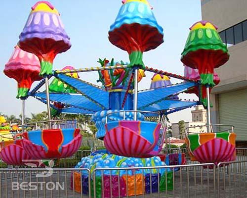 Купить аттракцион Медуза из Китая