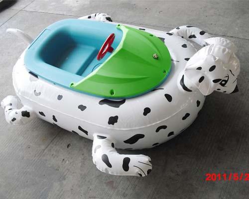 Купить аттракцион бамперные лодки собачек