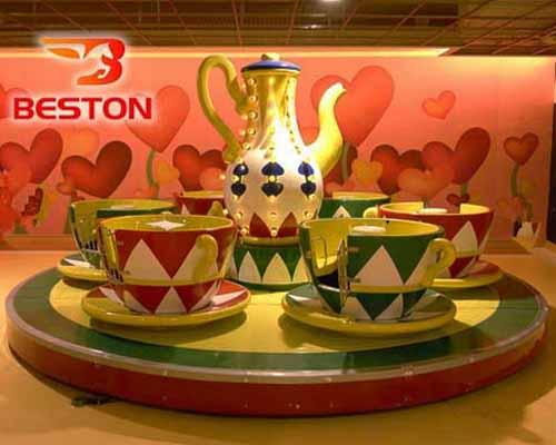 Купить аттракцион чашки из Китая