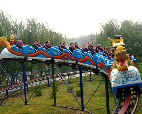 Купить аттракцион дракон из Китая