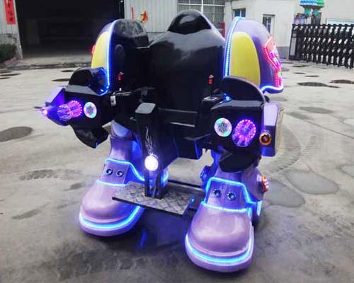 Купить детский аттракцион робот
