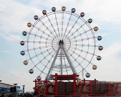 Купить колесо обозрения цена из Китая