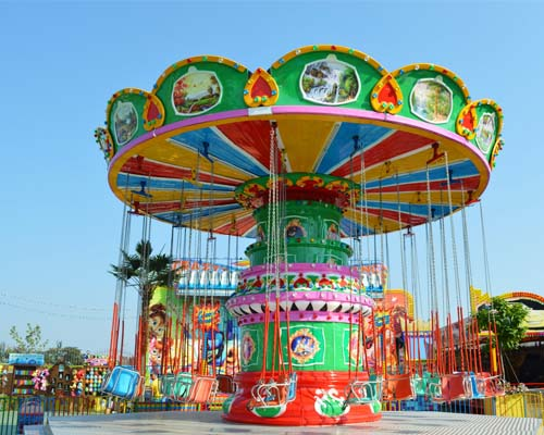swing tower ride for sale!
