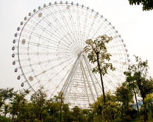 Купить колесо обозрения для парка из Китая