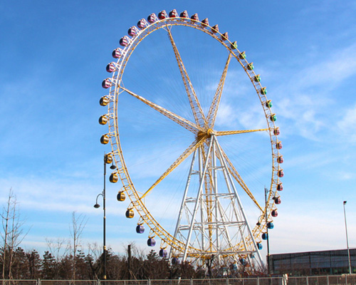 Купить колесо обозрения для парка развлечения