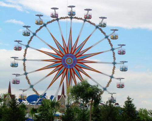 Купить колесо обозрения для парка