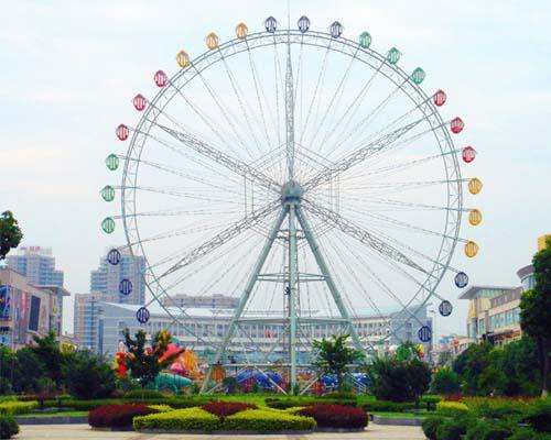 Парковый аттракцион колесо обозрения для продажи