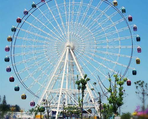 Купить аттракцион колесо обозрения цена из Китая