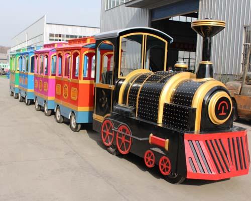 Безрельсовый поезд для продажи
