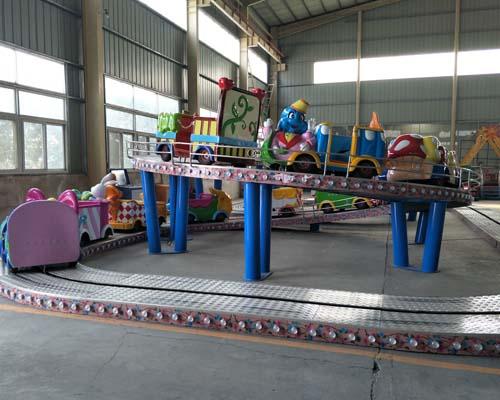Купить детский аттракцион мини трансферы для парка