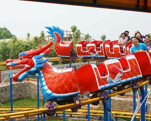 Продажа аттракцион дракон из Китая