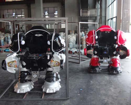 Купить аттракцион робот в Казахстан