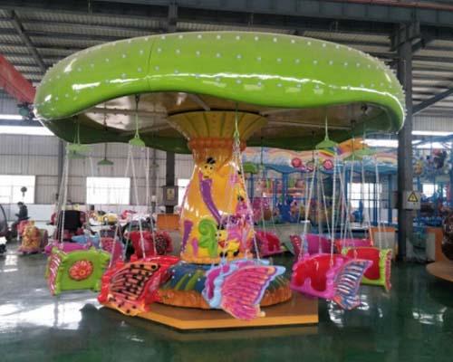 Детская цепочная карусель купить для парка