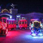 Продажа паровозик аттракцион в Казахстан
