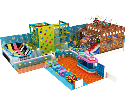 Детские лабиринты для игровых комнат купить