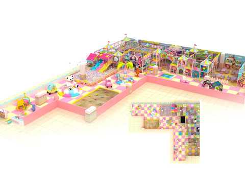Beston Детское игровое оборудование для помещений купить в Китае