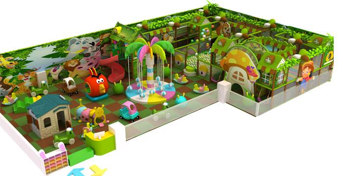 Купить детский лабиринт для игровой комнаты